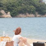 海に連れて行きたい夏アイテム。