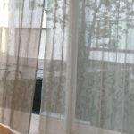 窓を彩るミナペルホネンの北欧レースカーテン