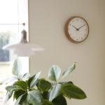 掛け時計でお部屋のイメージアップ