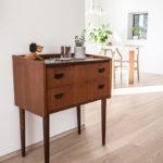 細部を見るともっと面白い!デンマークのヴィンテージ家具に見つける個性