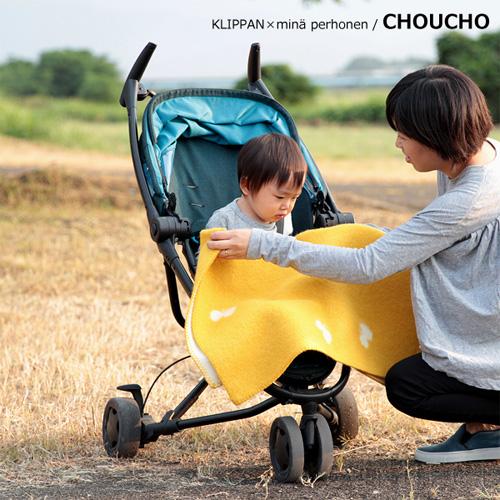 CHOUCHO ミニブランケット