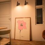 絵画を飾ってお部屋をイメージチェンジ