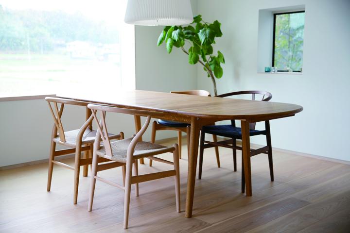 カールハンセン テーブル CH006