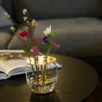 植物の本来の美しさを楽しむ!北欧フラワーべース/イケバナ