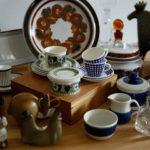 北欧ヴィンテージ食器と楽しむ 毎日の食事