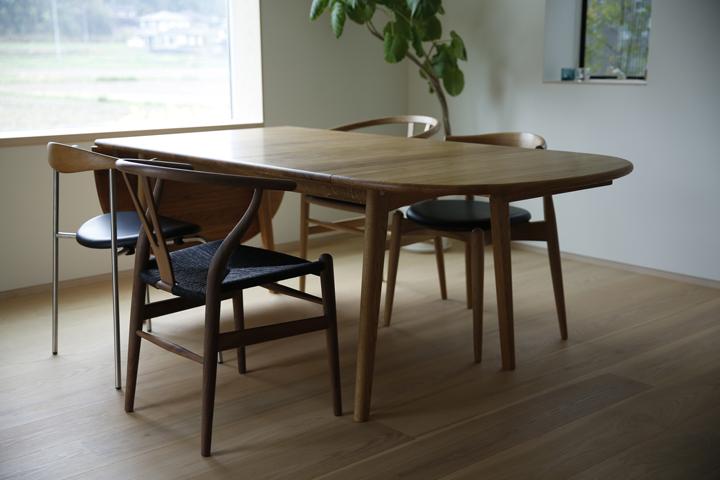カールハンセン ダイニングテーブル 椅子 Yチェア
