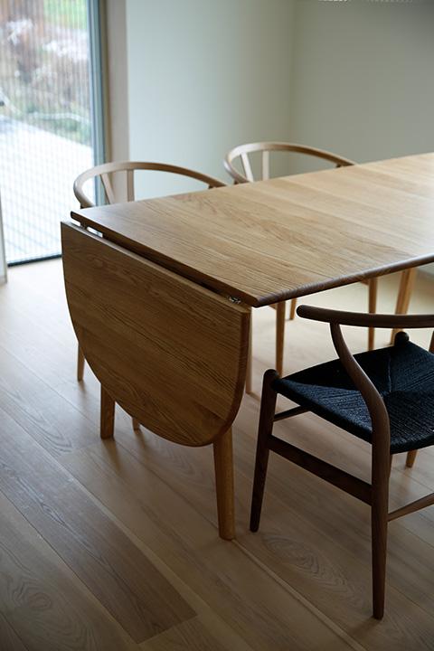 カールハンセン ダイニングテーブル CH006