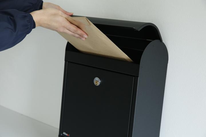 メール便 回覧板 A4サイズが入るポスト