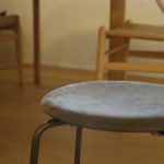 【隠れた名作ドットスツール】北欧家具好きなら、来客用イスはこれ!