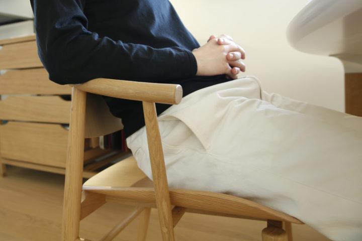 N01 フリッツハンセン 椅子 nendo