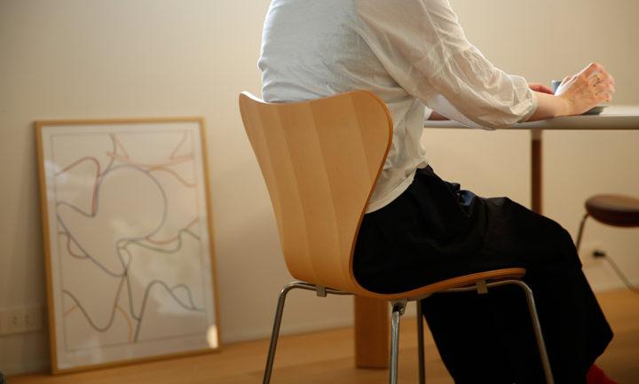 椅子 座り心地