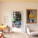 【ミナペルホネン&キャストールソファ】明るいお部屋がつくりたい方におススメのソファ