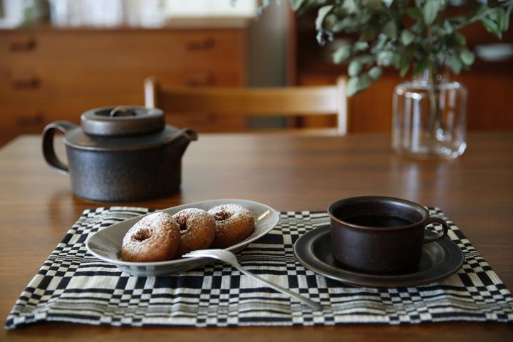イイホシユミコ オーバルプレート 北欧ヴィンテージ食器