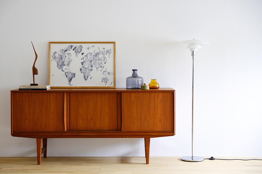 北欧ヴィンテージ家具 サイドボード テレビボード