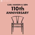 【Yチェアが15%OFF】10/26.27.28の3日間限定!カールハンセン110周年キャンペーン