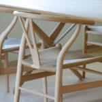 Yチェア購入の前に知っておきたいこと 椅子の座面の高さについて