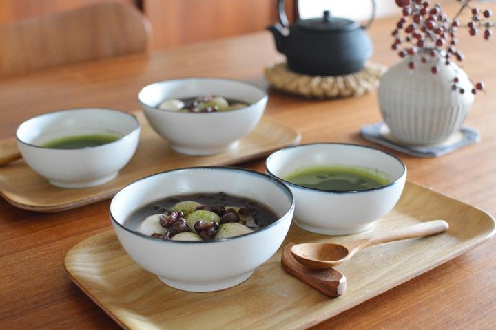 イイホシユミコ dandan お茶碗