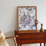 「自然を飾る」デンマークの若きデザイナーSilke Bonde(シルケボンデ)が描く繊細で優しいアートポスター
