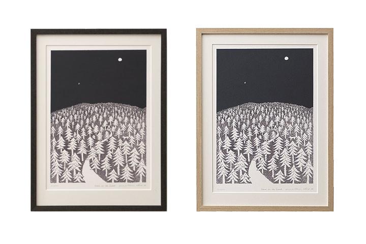 KLIPPAN 皆川明 アートポスター