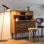 リビング学習と学校用品の収納に北欧ヴィンテージ家具をオススメする理由