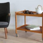 CONNECTのオススメする北欧ヴィンテージ家具が雑誌で紹介されました!【チェア・テーブル・シェルフ編】