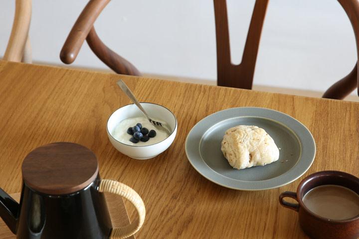 イイホシユミコ dandan 朝食