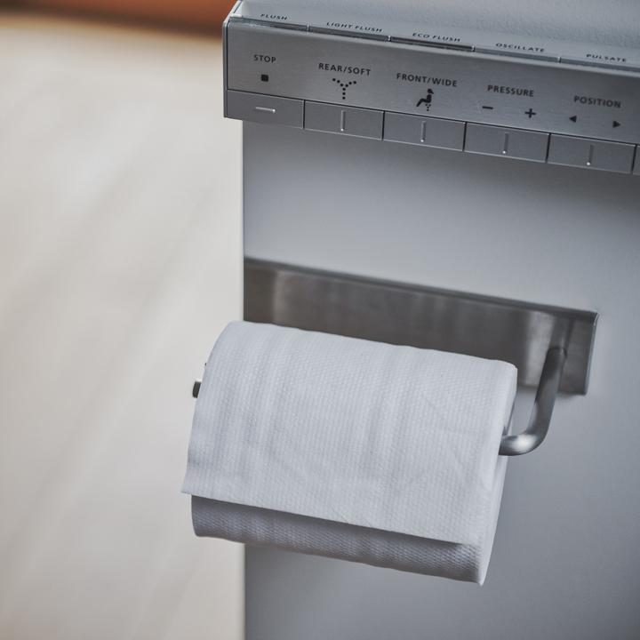 トイレ ペーパーホルダー ステンレス