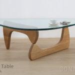 コーヒーテーブルの名作が復刻|イサム・ノグチのこだわりとは?