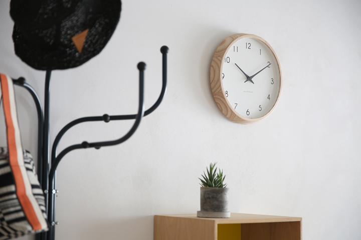 カンパーニュ ホワイトアッシュ 時計
