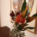 Fritz Hansen(フリッツ ハンセン) ムーンアイベースでお花のあるステキな暮らし